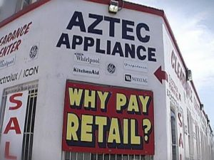 AZTEC Appliance biography